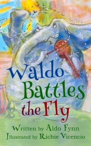 Waldo Battles The Fly